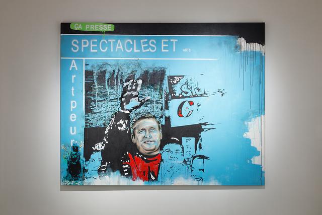 Eric Lamontagne, 'Artpeur (Parce qu'on veut votre bien...on va finir par l'avoir)', 2009, Art Mûr