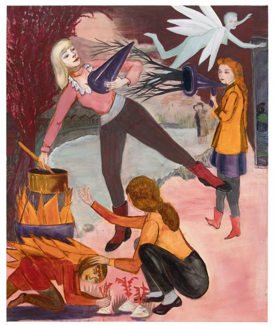 , 'In this World,' 2019, Galerie Kleindienst