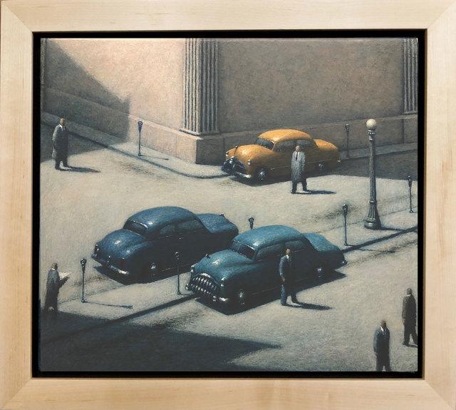 Michael Chapman, 'City Sunlight No. 3', 2019, ARCADIA CONTEMPORARY