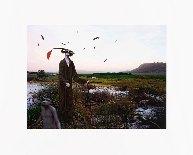 Jane Alexander, 'Harbinger in Correctional Uniform, Lost Marsh', 2007, Strauss & Co