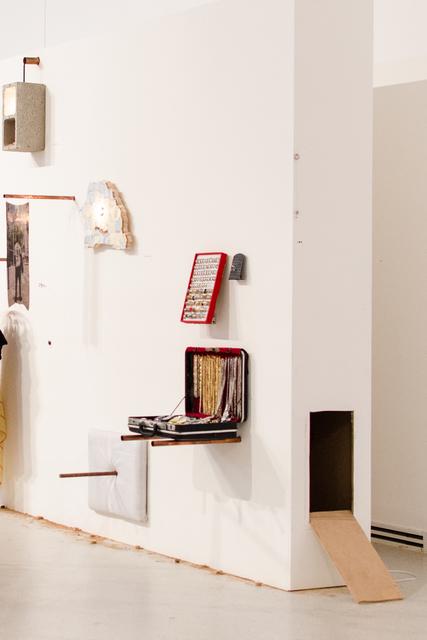 , 'Transição de Fase: Alexis,' 2015, Baró Galeria