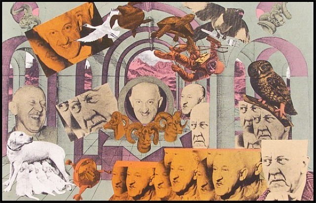 Erró, 'Untitled', 1974, David Lawrence Gallery