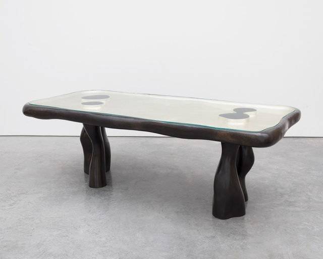 , 'Underworld dining table,' 2013, Paul Kasmin Gallery