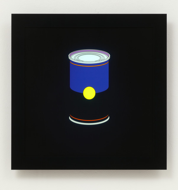 Michael Craig-Martin, 'Soup can,' 2013, Alan Cristea Gallery