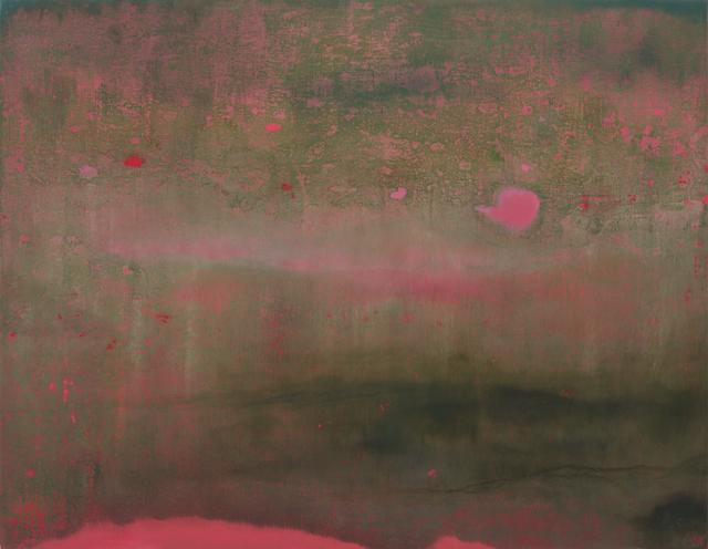 , 'Pink Sky,' 2017, DC Moore Gallery