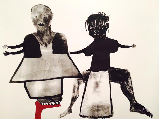 , 'testimony with empty hands (ndopupura ndisina chanda kabata),' 2015, Tiwani Contemporary