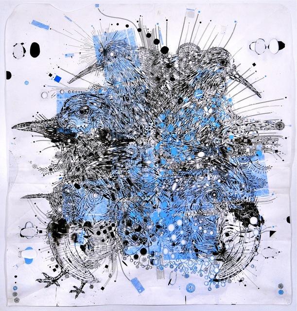 , 'Cloudsplitter,' 2009, Pierogi