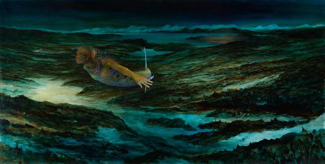 John Walsh, 'Marakihau', 2013, Painting, Oil on canvas, PAULNACHE