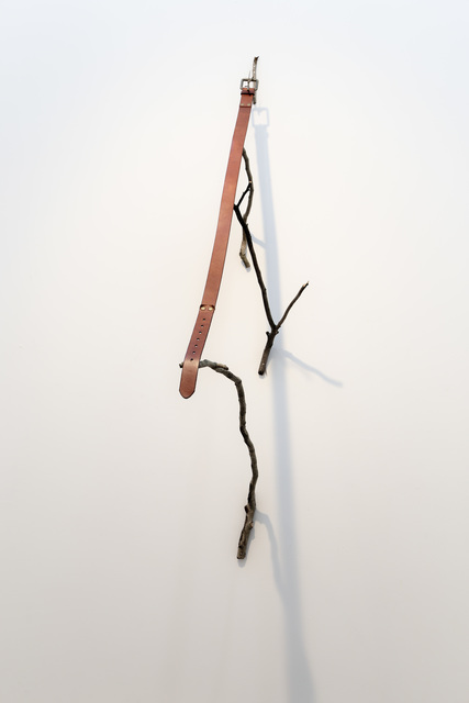 , 'Hanging Man,' 2014, Michael Ku Gallery
