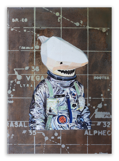 , 'PT Besok Jaya : LAPAN Suit Studies #2,' 2016, Mizuma Art Gallery