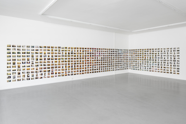 , 'Sunsets from,' 2012, Musée d'Ixelles