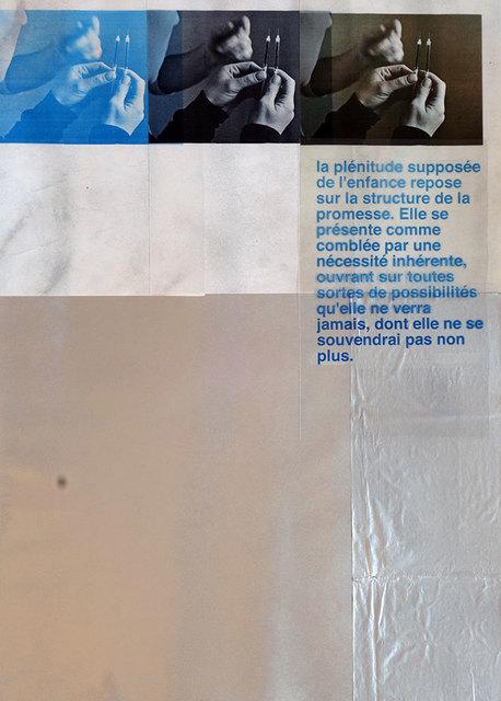 , 'La plenitude supposée...,' 2016, Altxerri
