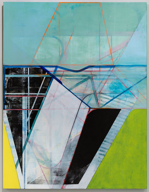 , 'Field Station,' 2018, Jason McCoy Gallery