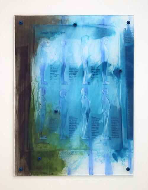 , 'Figure Types,' 2017, Halsey McKay Gallery