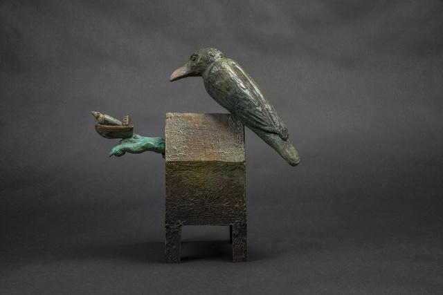 , 'Guardian Angel ,' 2017, Flinders Lane Gallery