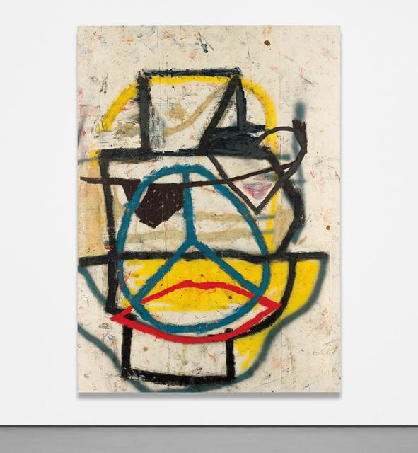 Joe Bradley, 'Untitled Freek', 2010, Phillips