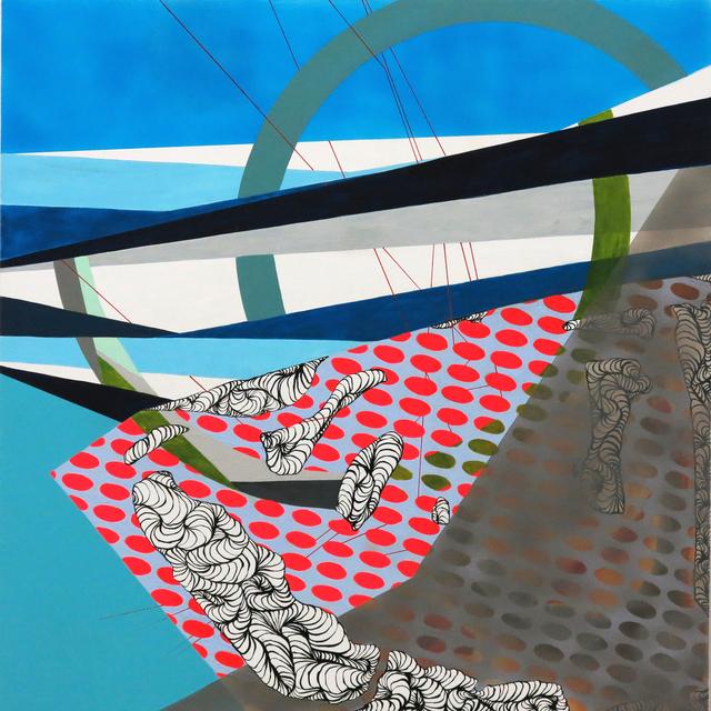 Kim Carlino, 'Visions of a Fragmented Landscape II', 2017, Alfa Gallery