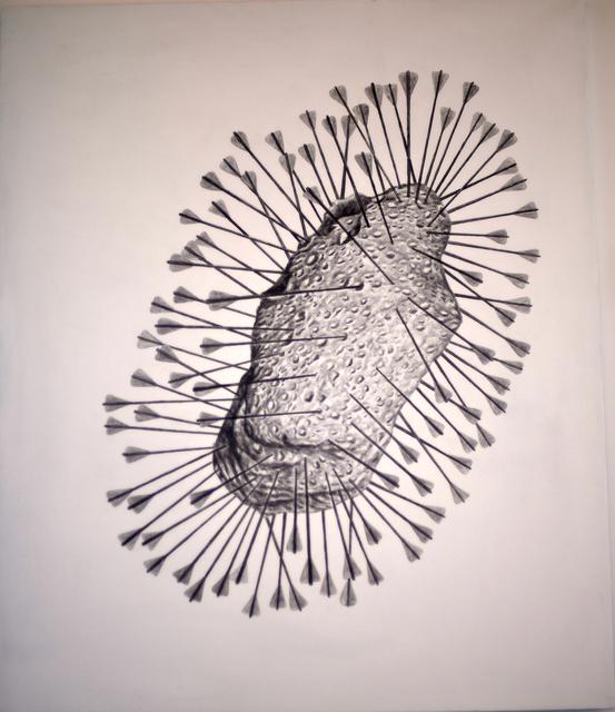 , 'El mártir,' 2017, Licenciado