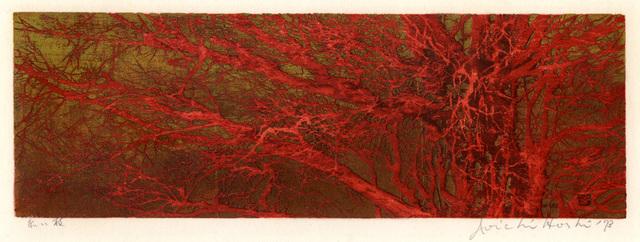 , 'Red Branches,' 1973, Conrad R. Graeber Fine Art