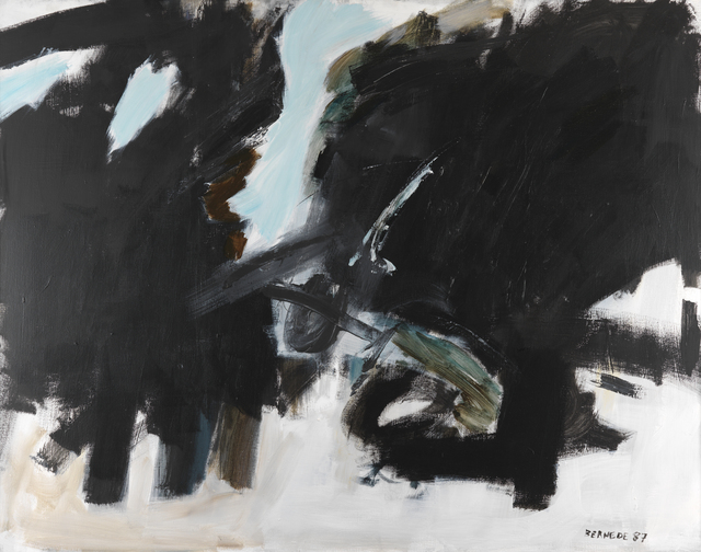 , 'Composition 87-5,' 1987, Whitford Fine Art