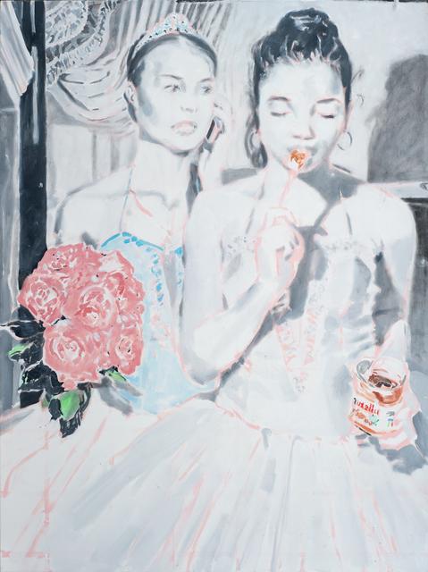 """, '""""Nutella Ballerina"""" (Балерина с Нутеллой),' 2018, Gallery 198"""