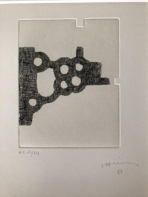 , 'Untitled, From Jorge Semprún L'Écriture ou la vie (French edition),' 1997, Galerie AM PARK