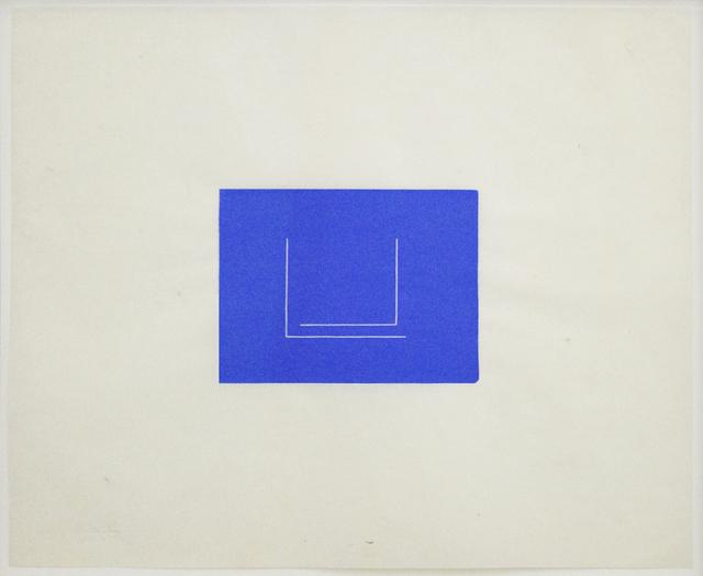 , 'Untitled,' 1975, Senior & Shopmaker Gallery