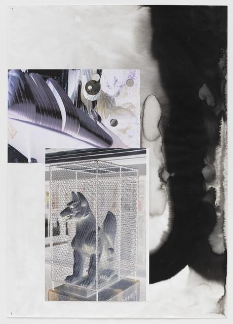 , 'Untitled (Fuchskäfig),' 2018, Maureen Paley