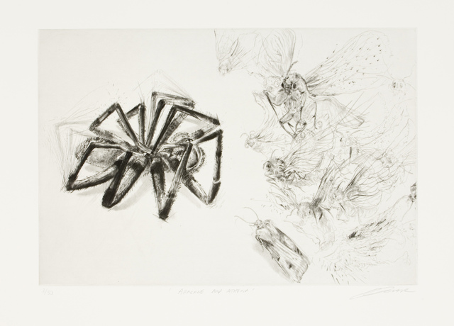 Diane Victor, 'Birth of a Nation: Arachne and Athena', 2009, David Krut Projects