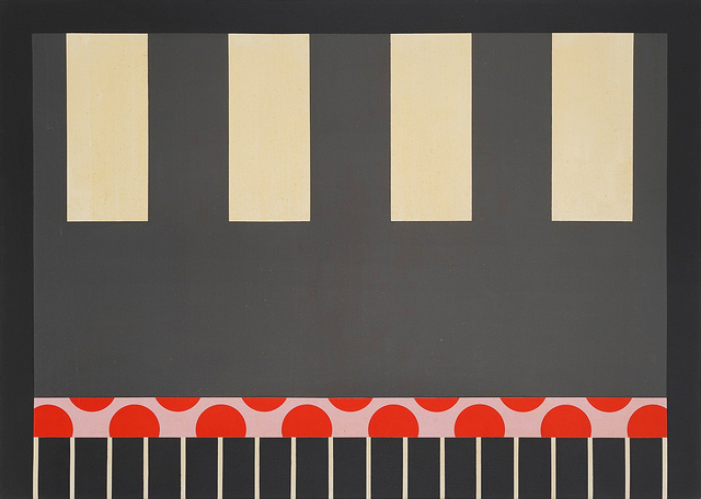 , 'Artificial Landscape,' 1966, Charles Nodrum Gallery
