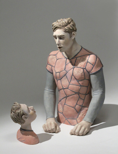 , 'Video Game Man,' 2012, Duane Reed Gallery