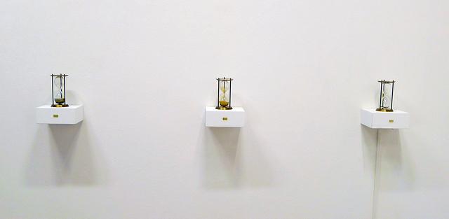 , 'En tres tiempos,' 2014, Galeria Senda