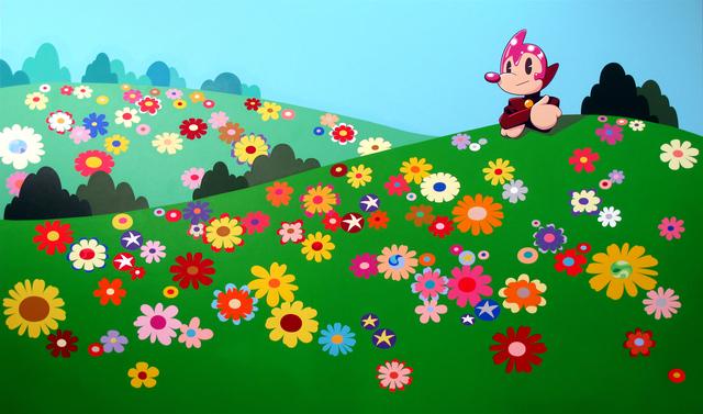 , 'Flower Garden,' 2012, Johyun Gallery