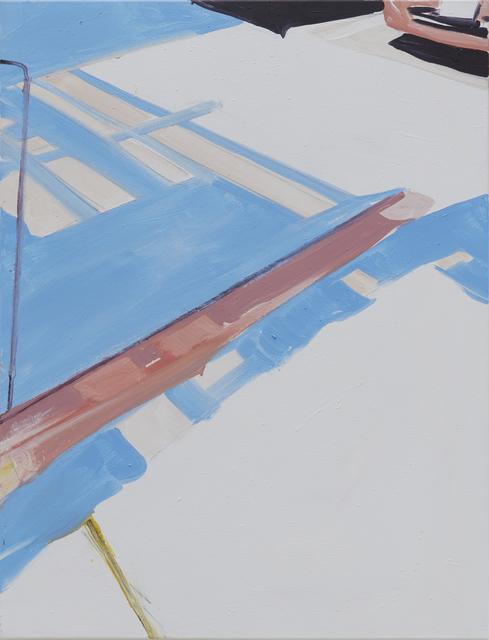 , 'Corners,' 2016, Philipp von Rosen Galerie
