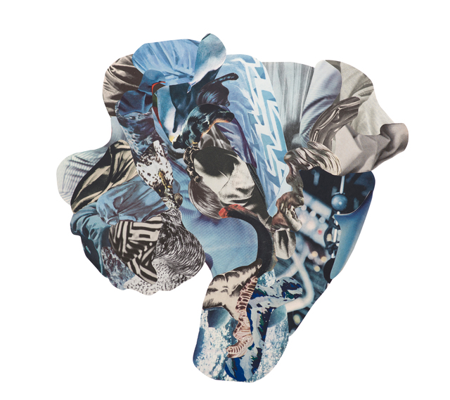 , 'Meltwater,' 2018, ZINC contemporary