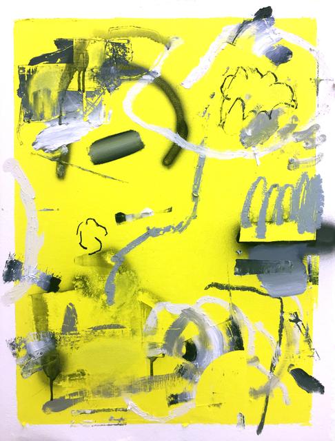 , 'Yellow Series #7,' 2019, Mirus Gallery