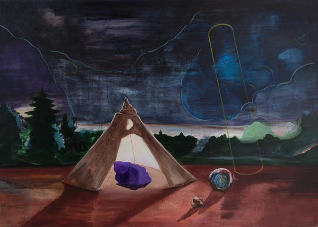 , 'Backlight,' 2016, MadeIn Gallery