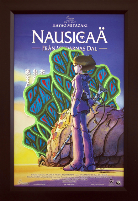 , 'Nausicaa of the Valley of the Wind Movement #1,' 2017, Spoke Art