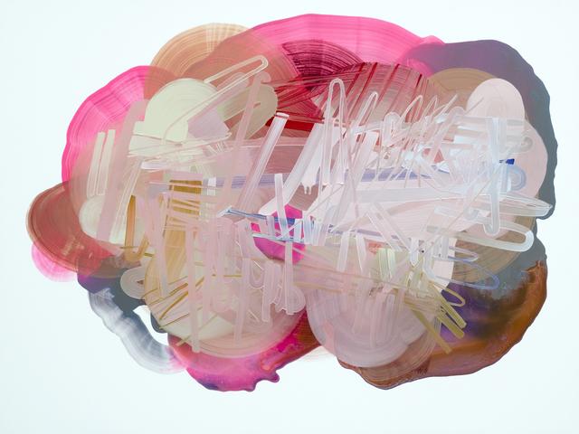 , 'Raspberries 1,' 2015, Kathryn Markel Fine Arts