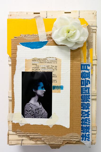 , 'Black As Holes Inside My Memory,' 2018, Hashimoto Contemporary