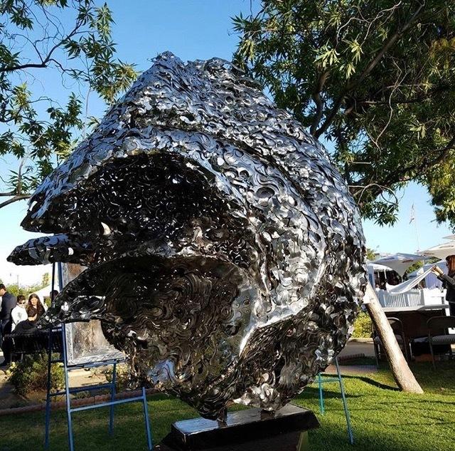 , 'Meteorite,' ca. 2014, Berman Arts Agency - Sculpture to Wear
