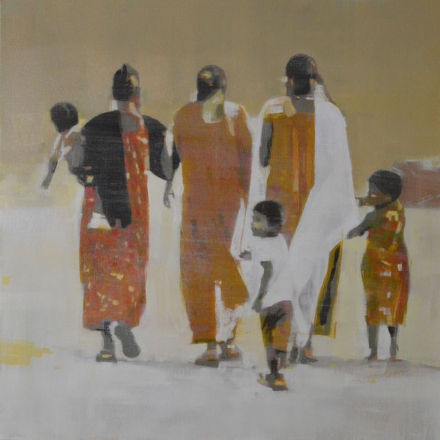 , 'Women Walking #2,' , Gildea Gallery