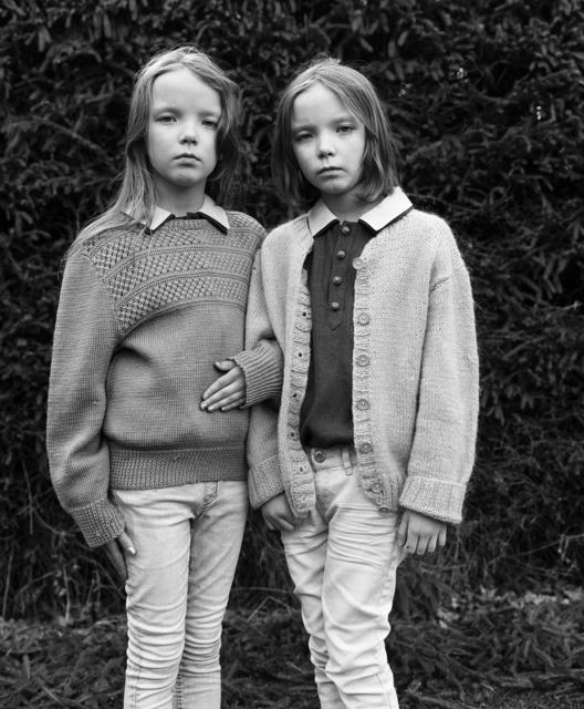 Nelli Palomäki, 'Isabella and Josefin', 2016-2017, Photography, Pigment print on aluminium, Galerie Les filles du calvaire