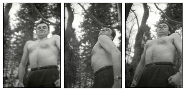 Tomislav Gotovac, 'Breathing the Air / Udisanje zraka ', 1962 / 2013, Galerie Michaela Stock