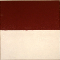 , '1/4 Red,' 1980, Annely Juda Fine Art