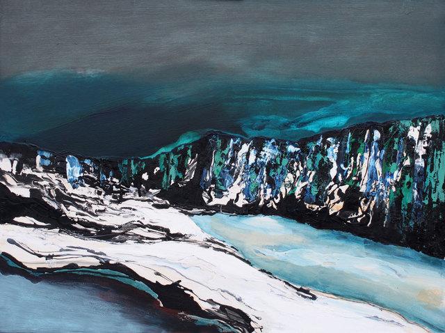 , 'Gullfoss,' 2017, Pontone Gallery