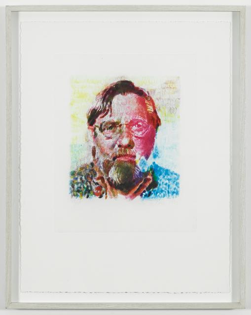 , 'John II,' 1990, Graphicstudio USF