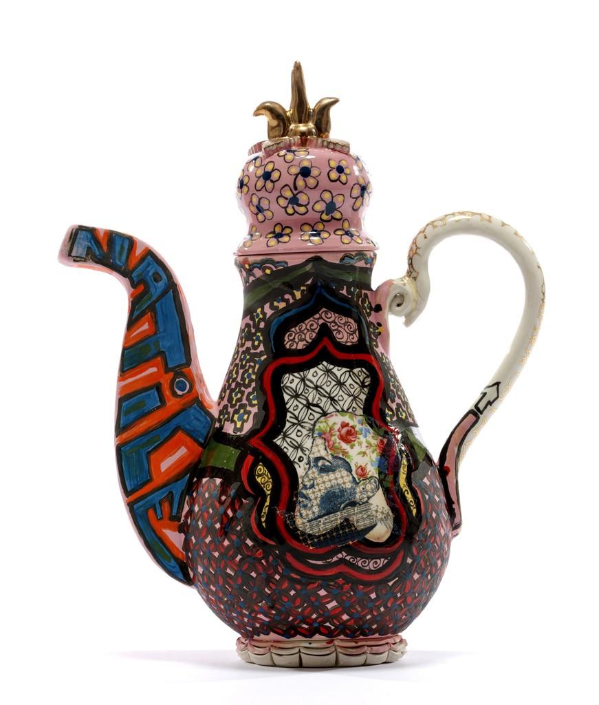 Odetta / Prince Teapot