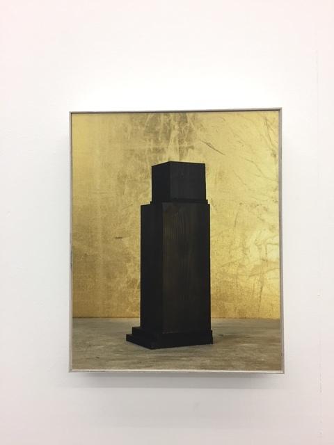, 'Monument Utile #1,' 2014, Galerie Greta Meert