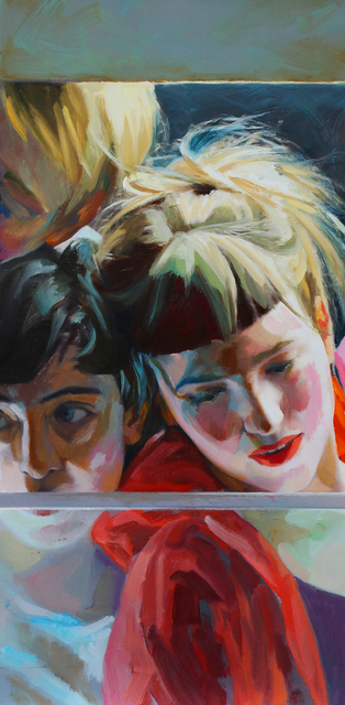 , 'The Animals,' 2016, Dominik Mersch Gallery